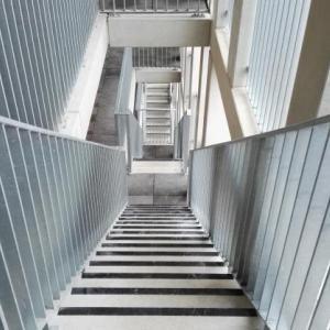 Lolanden appartementen buurtcentrum Leuven trappen-thumbnail