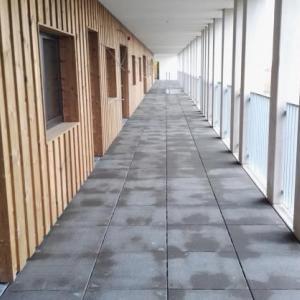 Lolanden appartementen buurtcentrum Leuven gang-thumbnail