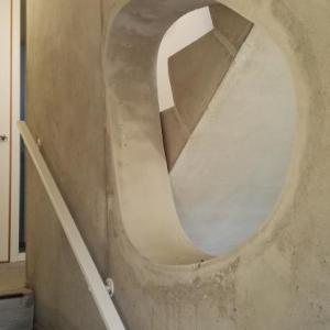 Lolanden appartementen buurtcentrum Leuven trappen detail-thumbnail