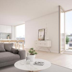 appartementen 'Delta' en 'Koffienatie' te Antwerpen woonkamer-thumbnail