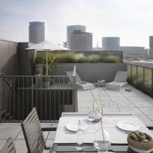 appartementen 'Delta' en 'Koffienatie' te Antwerpen dakterras-thumbnail