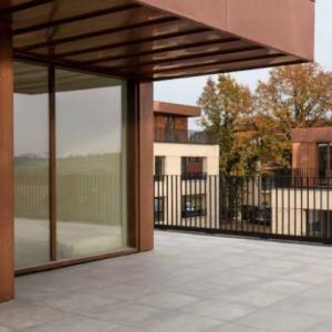 Intergenerationeel woonproject 'Graethempoort' te Borgloon terras-thumbnail